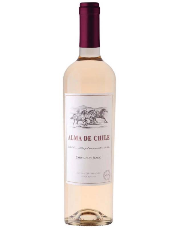Alma De Chile Sauvignon Blanc