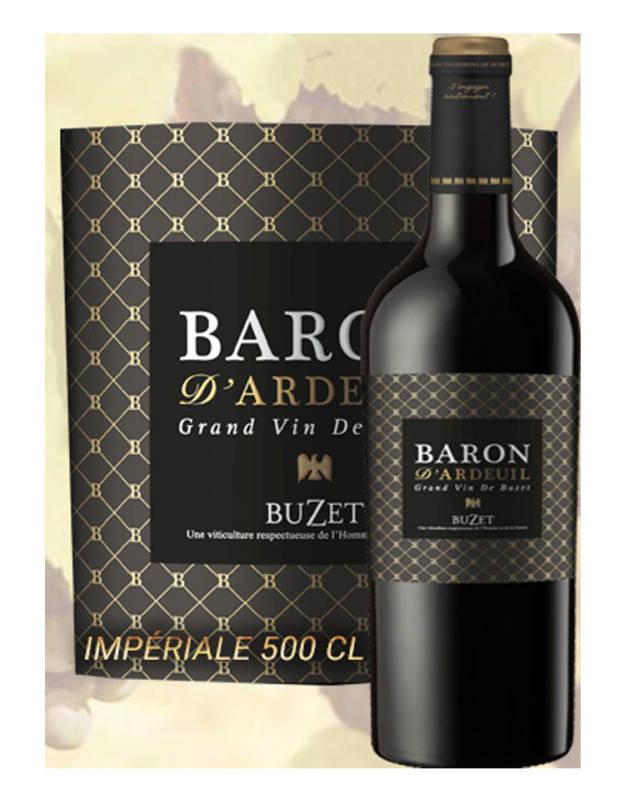Baron d'Ardeuil Rouge Buzet AOC 5000 ml