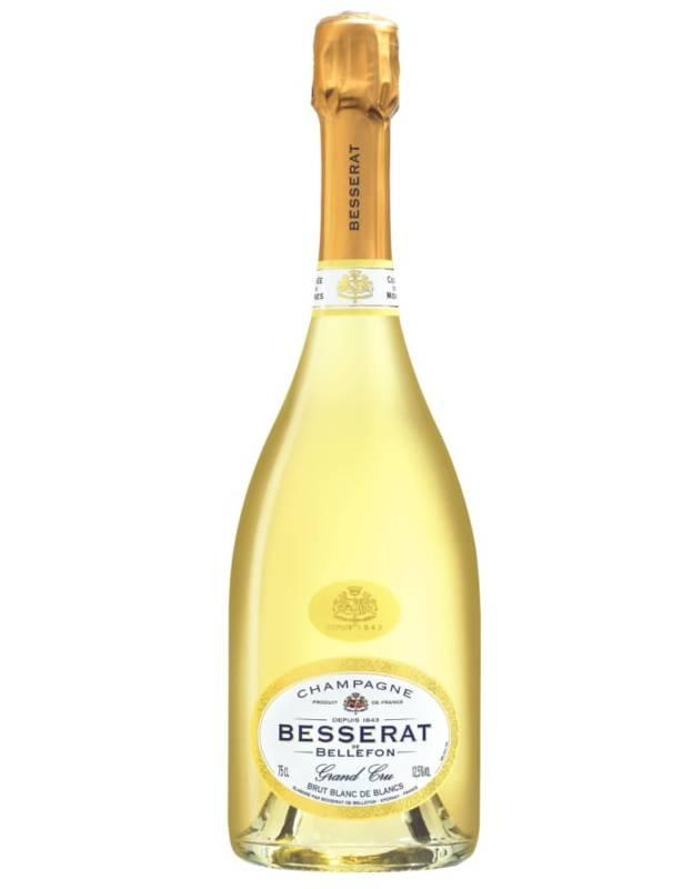 Besserat de Bellefon Cuvée de Moines, Blanc de Blanc Grand Cru, Brut