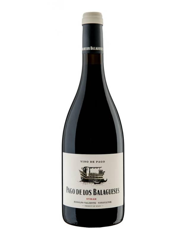 Bodegas Vegalfaro Vino de Pago de Los Balagueses Syrah