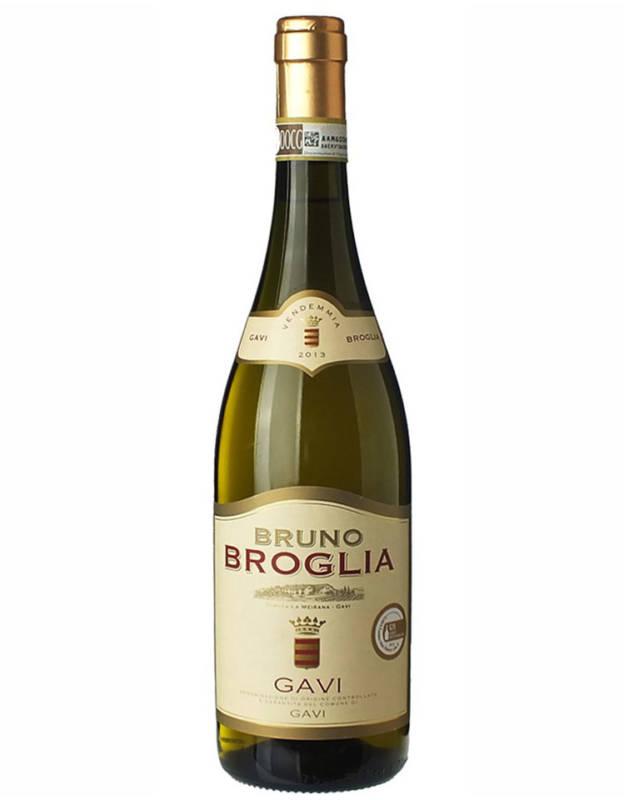 """Broglia Gavi """"Bruno Broglia"""" del Comune di Gavi DOCG"""