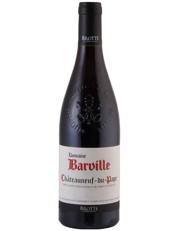 """Brotte """"Secret Barville"""" Châteauneuf-du-Pape AOC"""