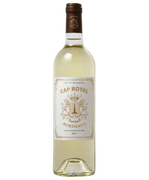Cap Royal Bordeaux Supérieur Blanc AOC