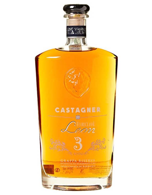 Castagner Grappa Fuoriclasse Leon Riserva 3 Anni (3000 ml)