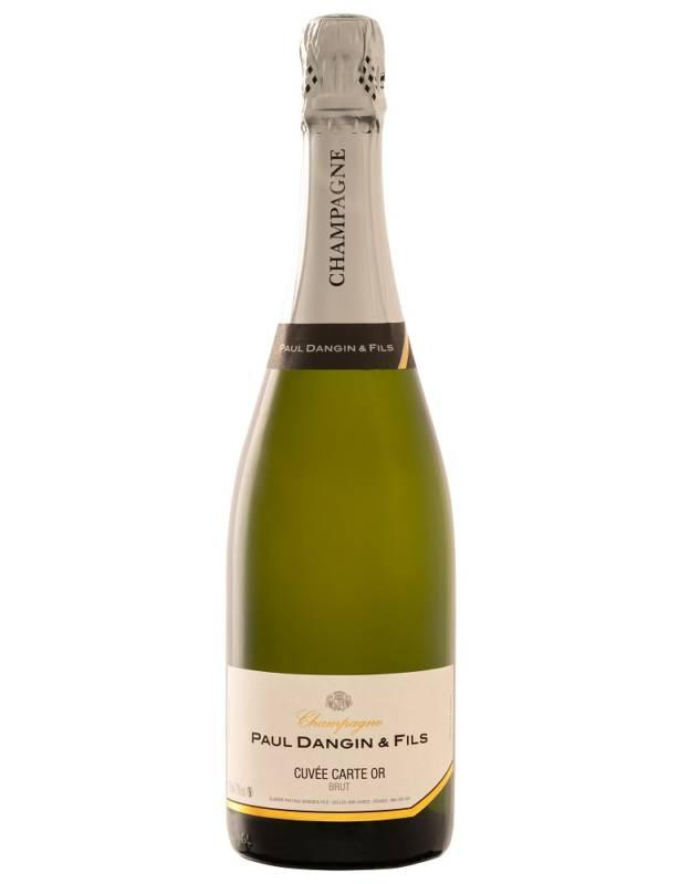 Champagne Cuvée Carte Or Brut