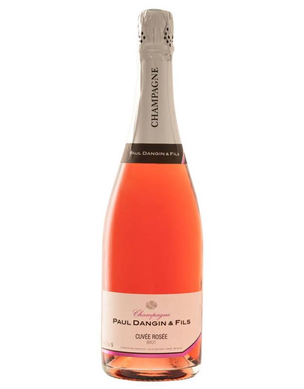 Champagne Paul Dangin & Fils Cuvée Rosé Brut