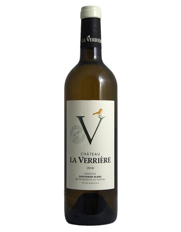 Château La Verriere Bordeaux Sauvignon Blanc AOC