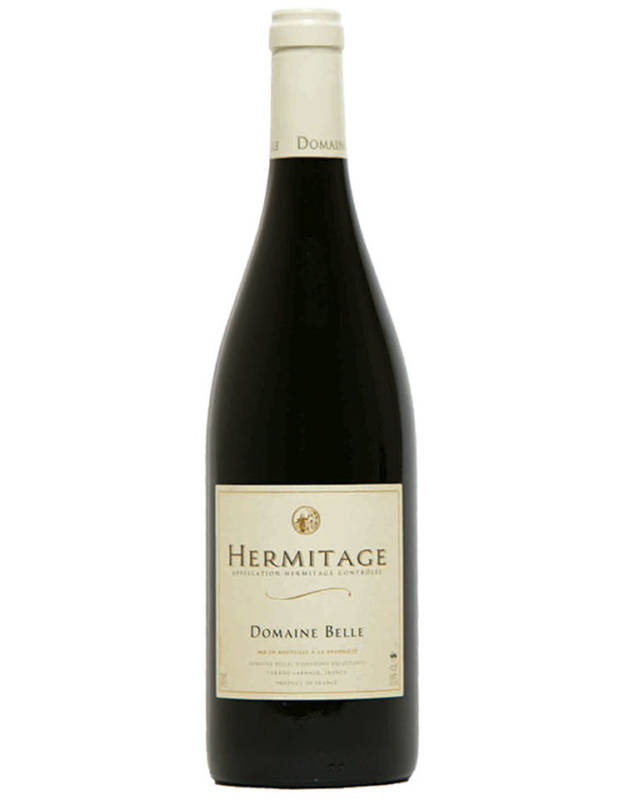 Domaine Belle Hermitage Rouge AOC
