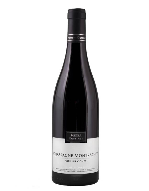 Domaine Morey-Coffinet Chassagne Montrachet Rouge Vieilles Vignes AOC
