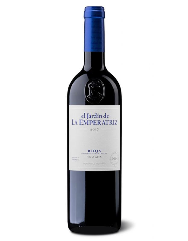 """El Jardin de La Emperatriz """"Crianza"""" Rioja DOCa"""