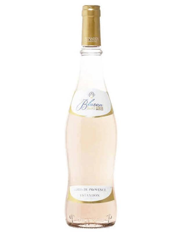 Estandon Blason Saint Louis, Côte De Provence Rosé AOC