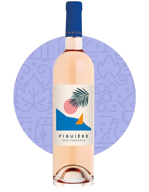 Figuière Méditerranée Rosé IGP