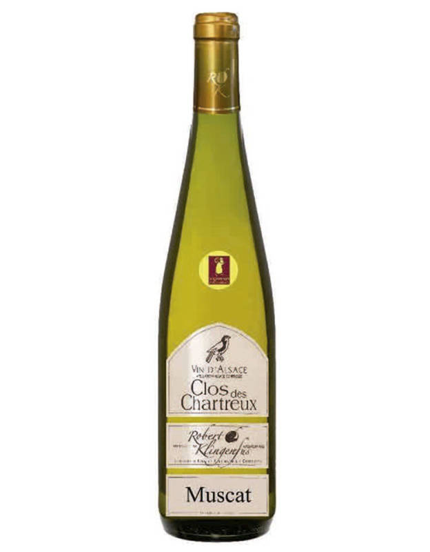 "Robert Klingenfus ""Clos des Chartreux"" Muscat, Alsace AOC"