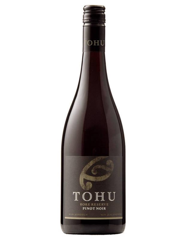 Tohu Rore Reserve Pinot Noir
