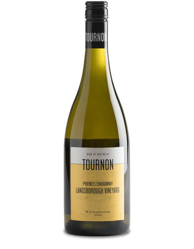 Tournon Landsborough Vineyard Pyrenees Chardonnay