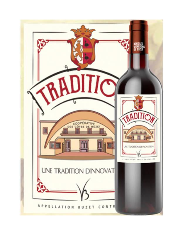 Tradition Rouge Buzet AOC 12000 ml