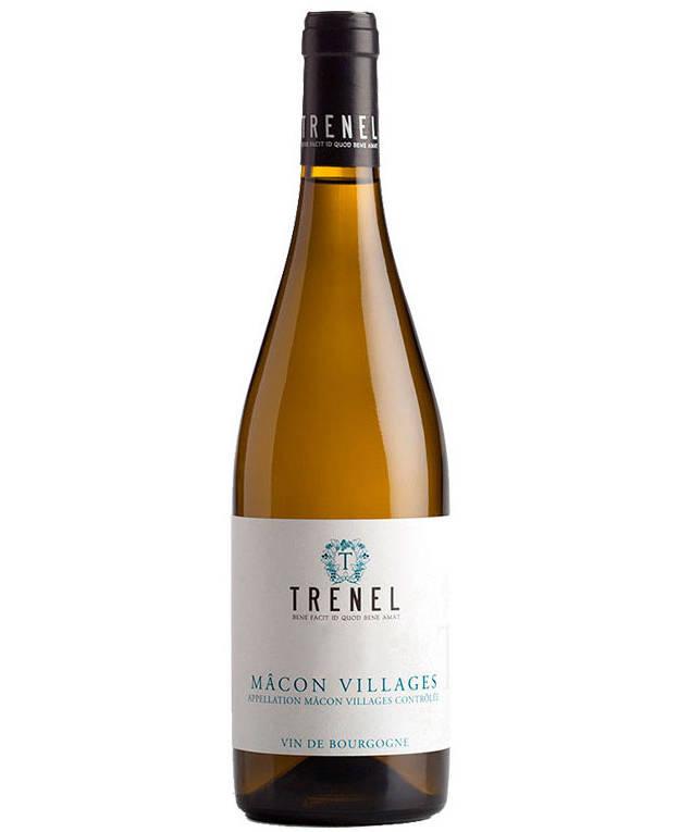 Trenel Mâcon-Villages Vin de Bourgogne
