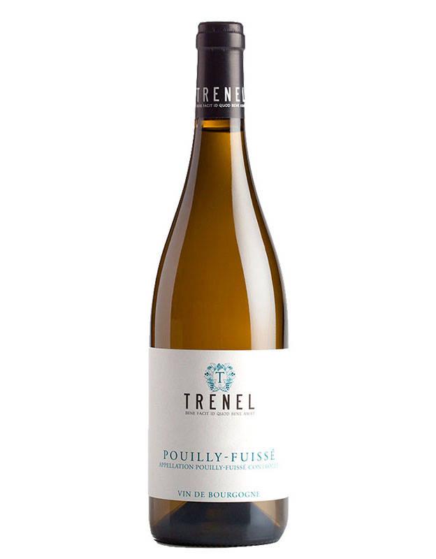 Trenel Pouilly-Fuissé Vin de Bourgogne