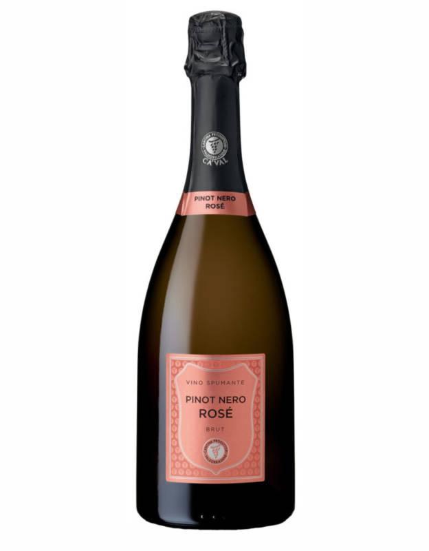 Val d'Oca Ca'Val Pinot Nero Rosé Spumante Brut