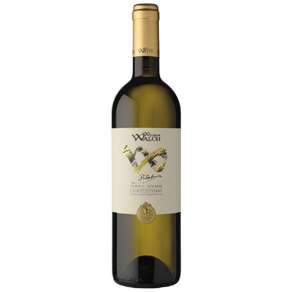 """Wilhelm Walch """"Pilat"""",Chardonnay  DOC"""