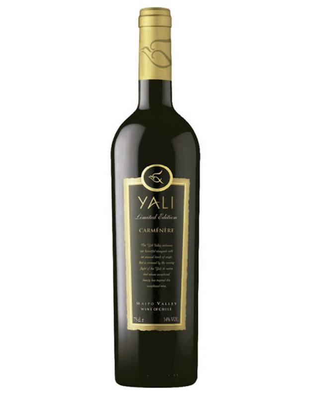 Yali - Limited Edition Carménère