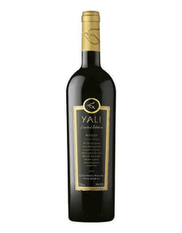 Yali - Limited Edition Merlot