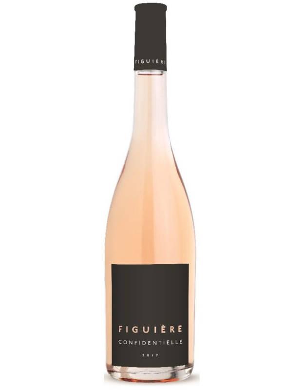 """Figuière Confidentielle Rose', Côtes de Provence """"La Londe"""" AOP"""